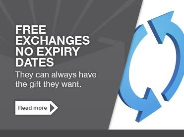 Free exchanges and no expiry dates for gift certificates for unique experiences across US