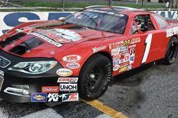 Stock Car Racing Experience, Evergreen Speedway, Washington