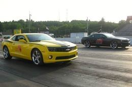 Camaro Drag Racing Experience, Atlanta,Georgia, Breakaway Experiences