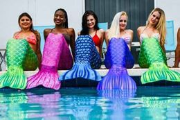 Mermaid Swimming Class, South Florida
