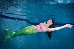 Mermaid Swimming Class, South Florida