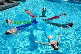 Mermaid Swimming Class, Chicago