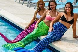Mermaid Swimming Class, Las Vegas, Nevada
