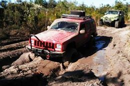 1 Day Extreme 4 x 4 Off Road Driving Course