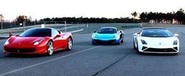 Exotic Car Autocross Experience, Atlanta