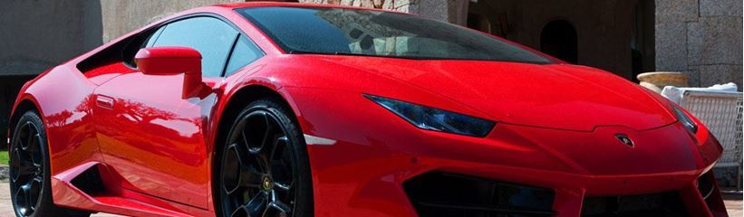 Picture for category Exotic Car - Supercar Driving