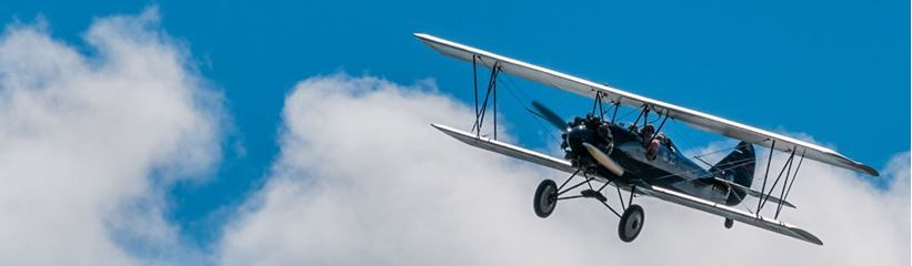 Picture for category Flying Experiences