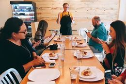 Picture of Fort Collins Chocolate, Coffee and Waffle Tasting Tour
