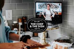 Picture of 'What's in Your Fridge' Video Conference Cooking Class with a Chef