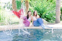 Mermaid Swimming Class, Phoenix, Arizona