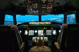 Picture of Flight Simulator Experience - 60 minute flight package