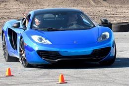 Picture of Exotic Car Autocross Racing Experience, New Hampshire Motor Speedway
