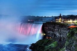 Picture of Day and Night Sightseeing Tour of Niagara Falls, USA