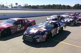Stock Car Racing Experience, Oswego Speedway